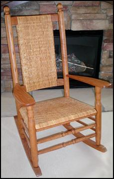 Charmant Click On Image For Larger View. $279.99; Chair: Kennedy Rocker ...